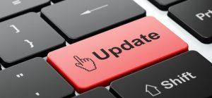 بروزرسانی (آپدیت) نرم افزار حسابداری سپیدار سیستم